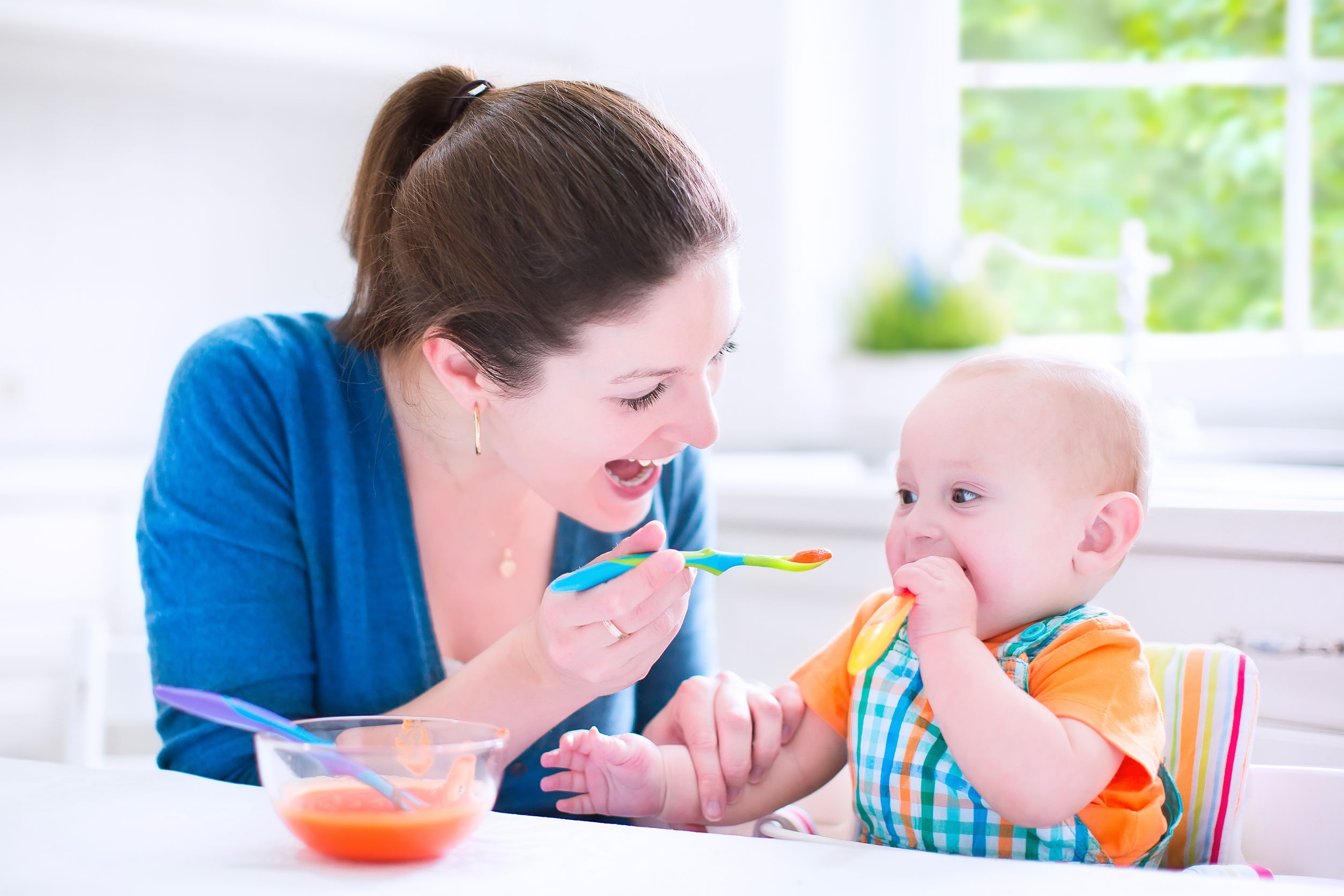 Explaining the Benefits of Homemade Baby Food