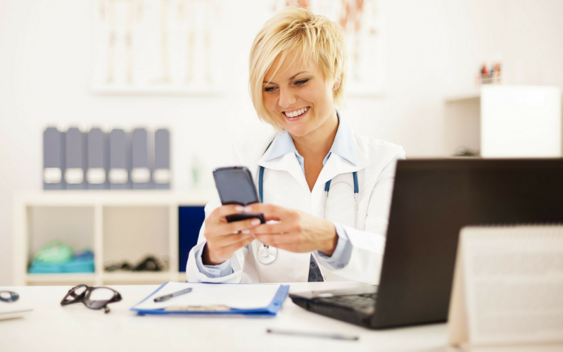 Mobile Apps to Keep Nurses Healthy and Happy