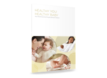 Healthy You, Healthy Baby (Printed Book-English)