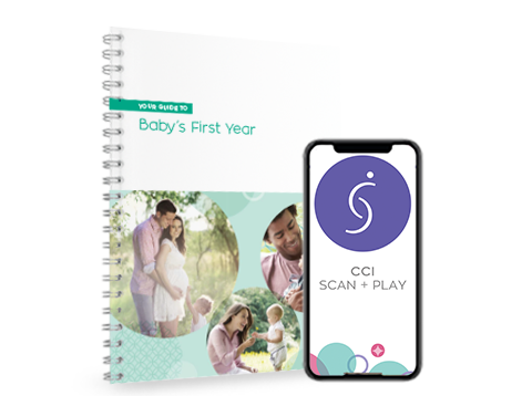 Your Guide to Baby's First Year