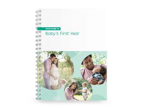 Your Guide to Baby's First Year (Printed Book-English)