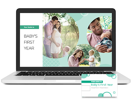 Your Guide to Baby's First Year (PowerPoint Presentation)