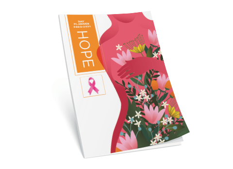 Women's Personal Planner - Hope