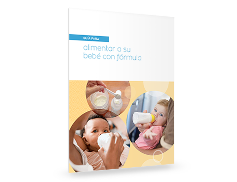 Your Guide to Formula Feeding Your Baby (Printed Book-Spanish)