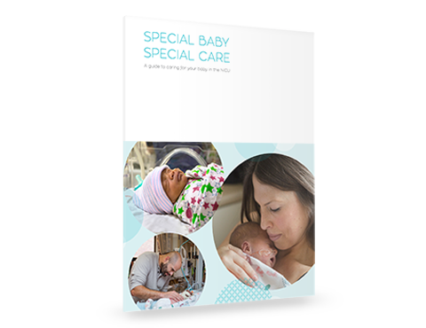 Special Baby Special Care (Printed Book-English)