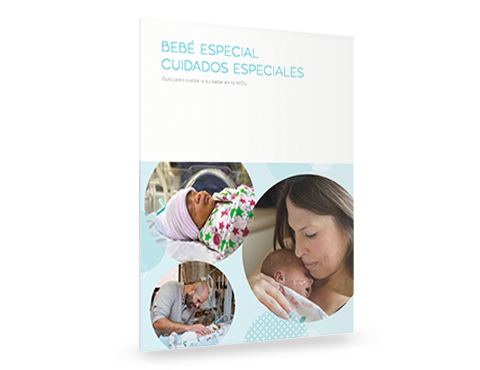 Special Baby Special Care (Printed Book-Spanish)